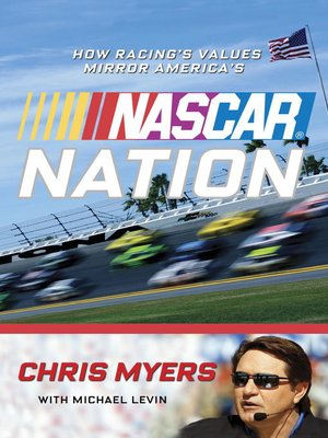 cover image of NASCAR Nation