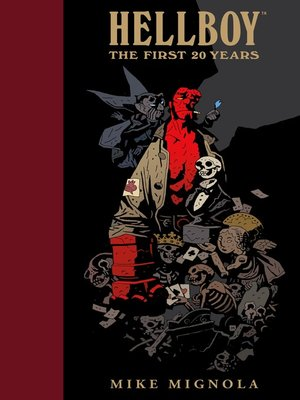 cover image of Hellboy: The First 20 Years