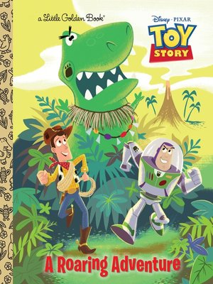 cover image of A Roaring Adventure (Disney/Pixar Toy Story)