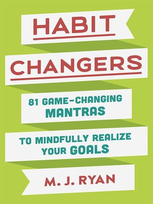 cover image of Habit Changers