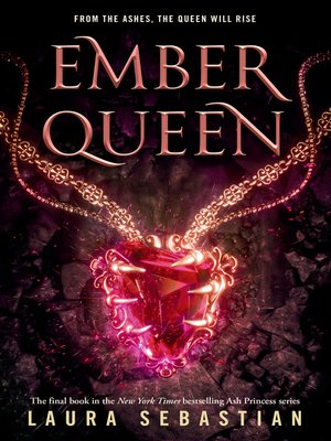 cover image of Ember Queen