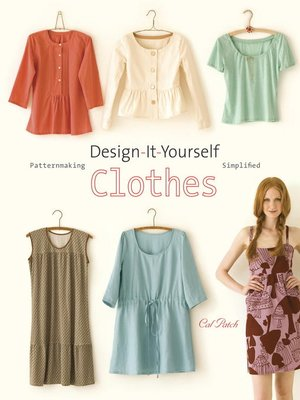 cover image of Design-It-Yourself Clothes