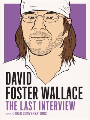 cover image of David Foster Wallace