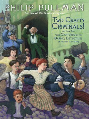 cover image of Two Crafty Criminals!
