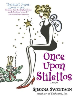 cover image of Once Upon Stilettos