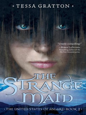 cover image of The Strange Maid