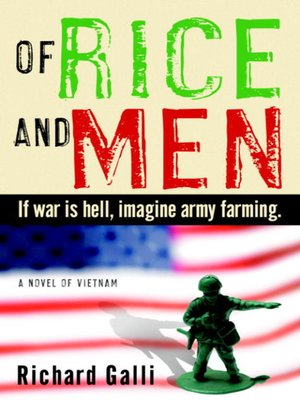 cover image of Of Rice and Men