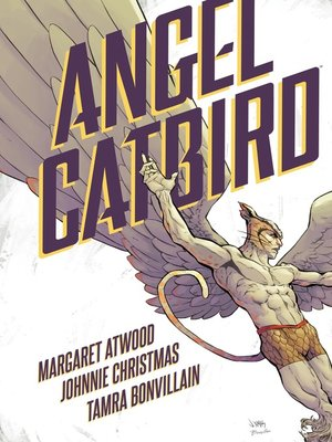 cover image of Angel Catbird Volume 1 (Graphic Novel)