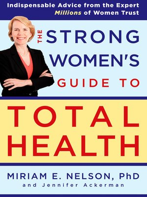 cover image of The Strong Women's Guide to Total Health
