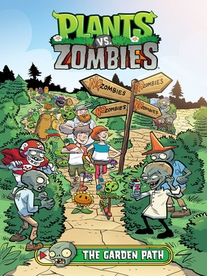 cover image of Plants vs. Zombies (2013), Volume 16