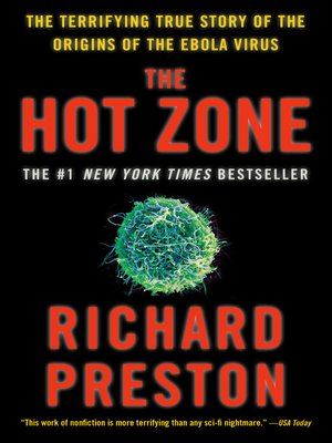cover image of The Hot Zone
