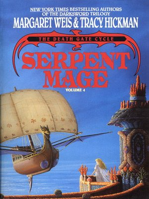 cover image of Serpent Mage