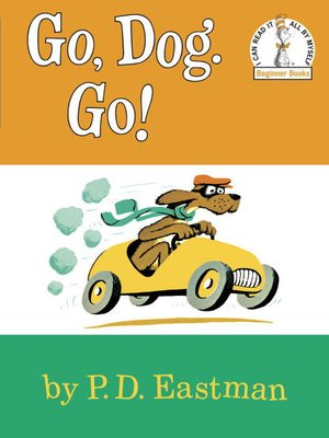 cover image of Go, Dog. Go!