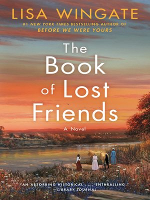 The Book of Lost Friends Book Cover