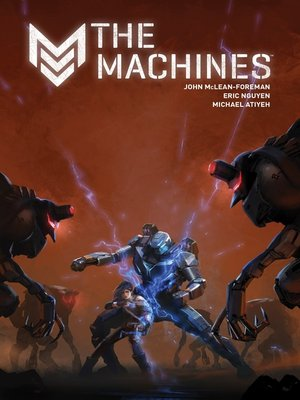 cover image of The Machines