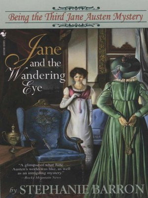 cover image of Jane and the Wandering Eye