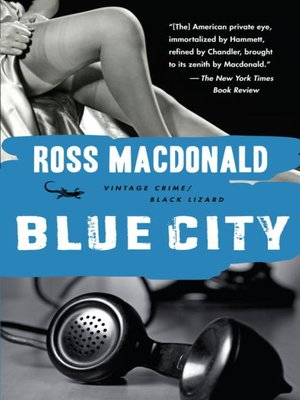 cover image of Blue City