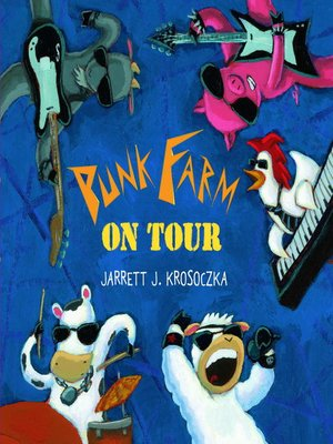cover image of Punk Farm on Tour