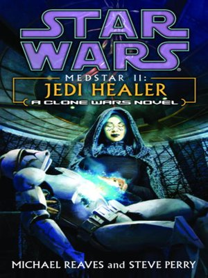 cover image of Jedi Healer