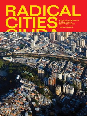 cover image of Radical Cities