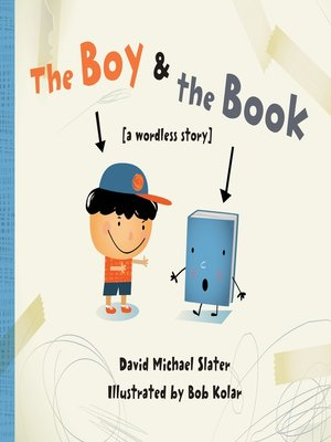 cover image of The Boy & the Book
