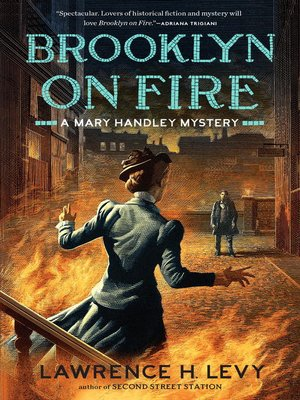 cover image of Brooklyn on Fire