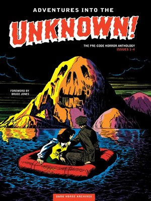 cover image of Adventures into the Unknown Archives, Volume 1