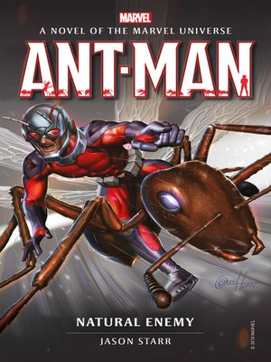 cover image of Ant-Man