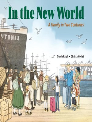 cover image of In the New World