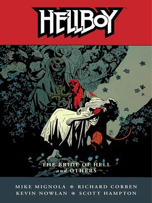 cover image of Hellboy (1994), Volume 11