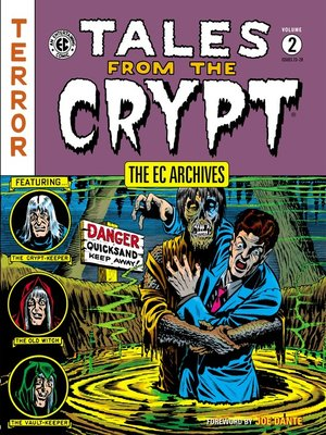 cover image of Tales from the Crypt (1950), Volume 2