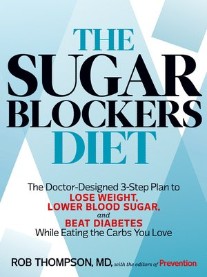 cover image of The Sugar Blockers Diet