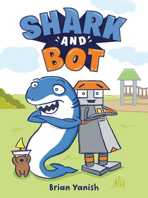 cover image of Shark and Bot