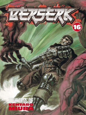 cover image of Berserk, Volume 16