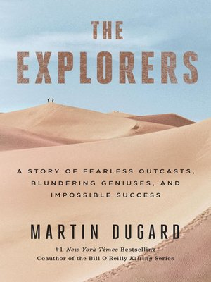 cover image of The Explorers