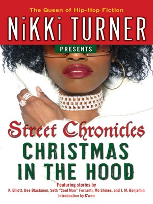 cover image of Christmas in the Hood