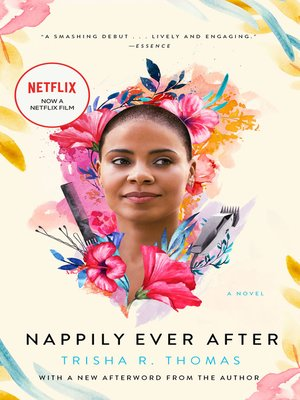 cover image of Nappily Ever After