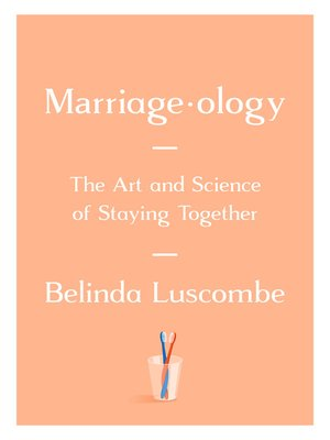 cover image of Marriageology