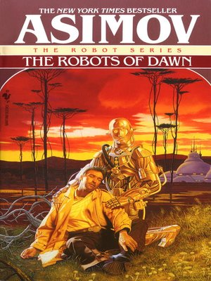 cover image of The Robots of Dawn