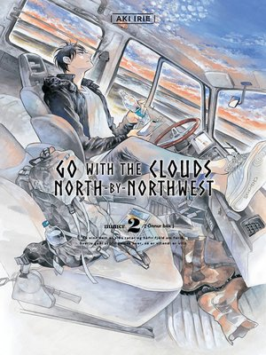 cover image of Go with the Clouds, North-by-Northwest, Volume 2