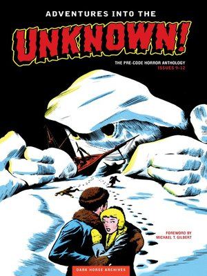 cover image of Adventures into the Unknown Archives, Volume 3
