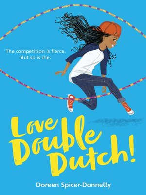 cover image of Love Double Dutch!