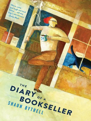 cover image of The Diary of a Bookseller