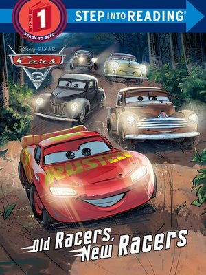 Cover Image Of Old Racers New Disney Pixar Cars 3
