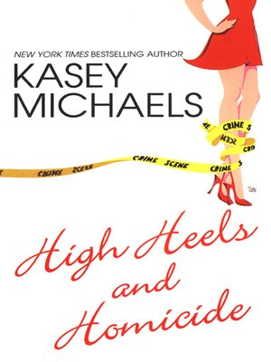 cover image of High Heels and Homicide