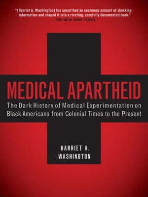 cover image of Medical Apartheid