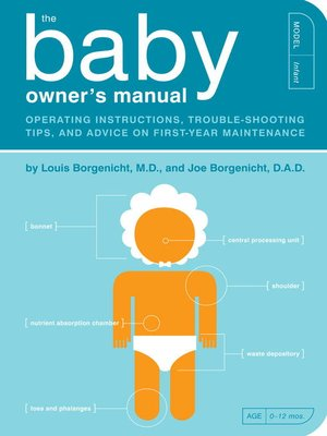 cover image of The Baby Owner's Manual