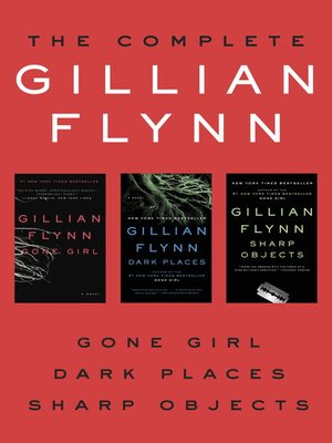 cover image of The Complete Gillian Flynn