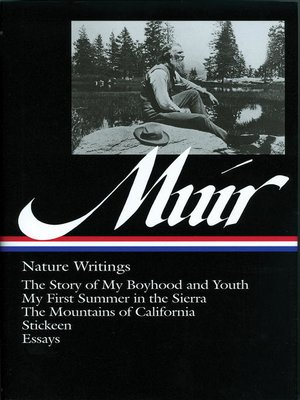 cover image of John Muir