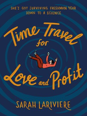 cover image of Time Travel for Love and Profit